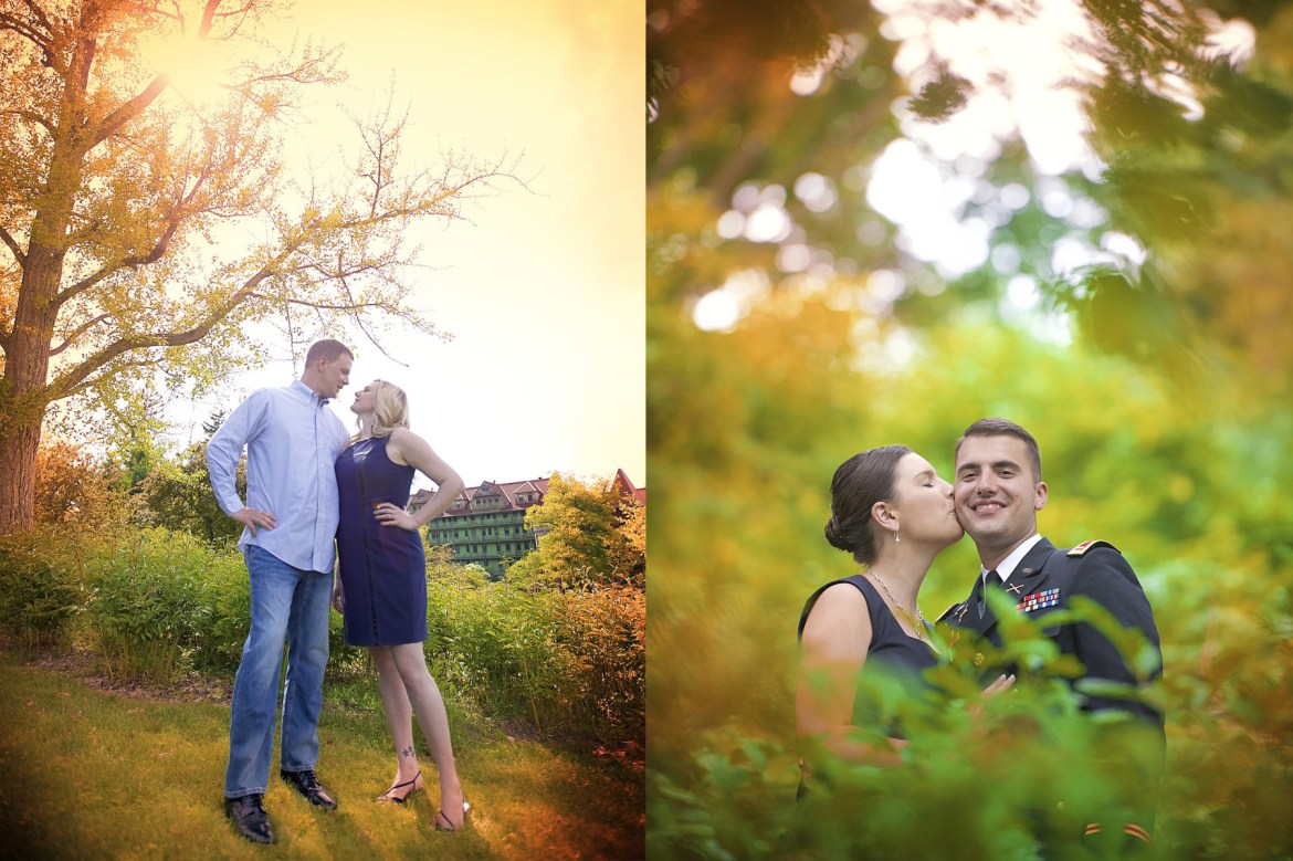 Best Hudson Valley engagement photographers