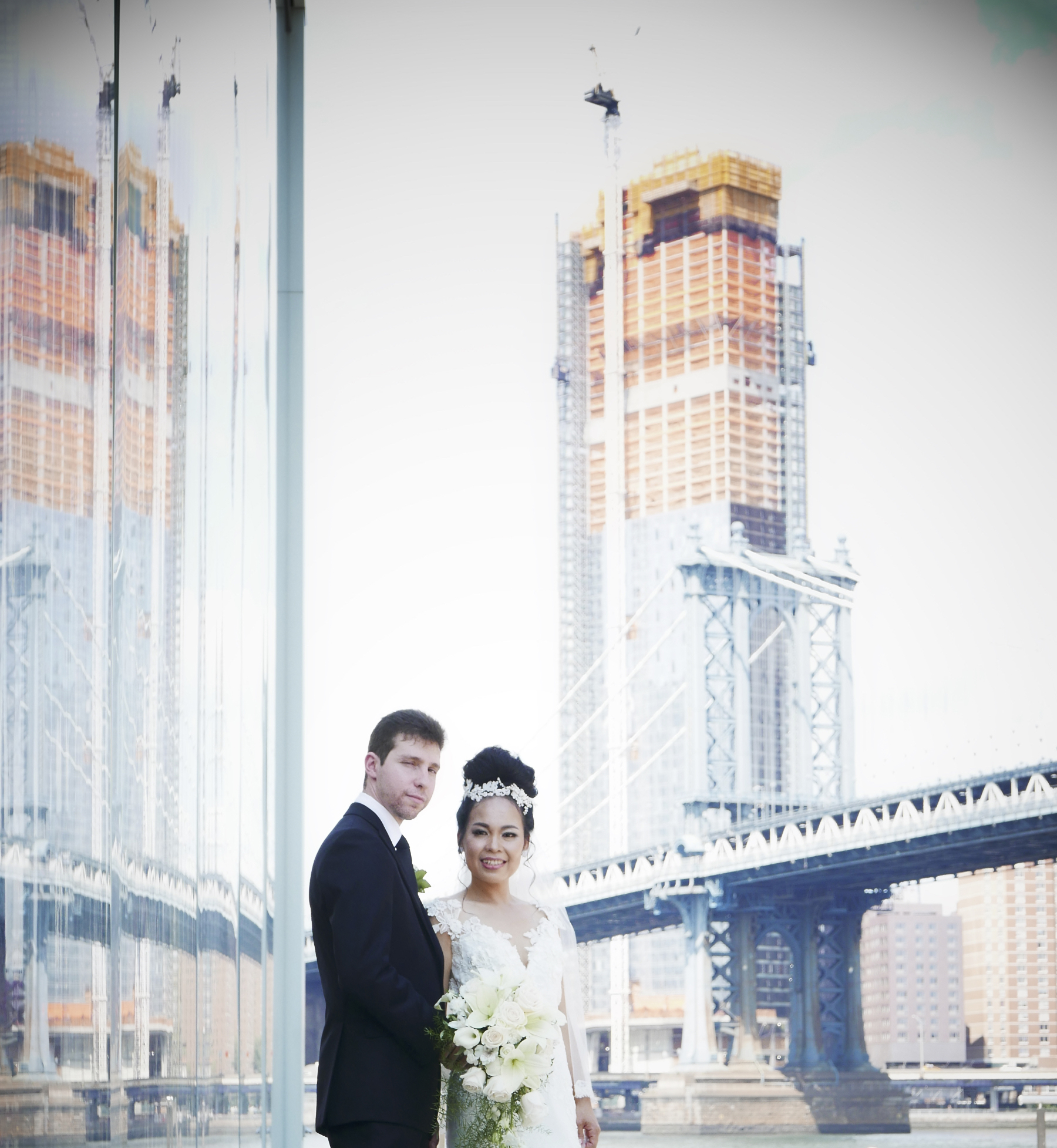 DUMBO elopement photographers