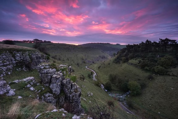 Parsons Tor - Lathkill Dale - Peak District Photography