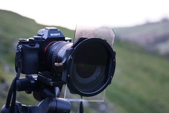 Sony A7R Review - Sony A7R Front On