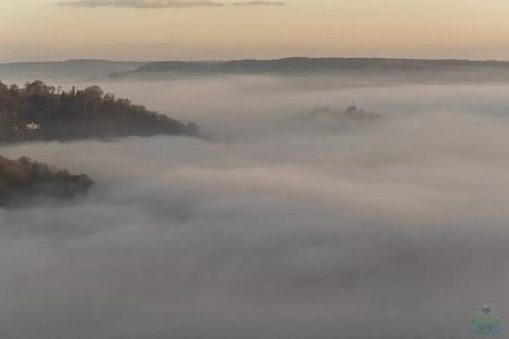 Matlock Mists - Landscape Photography