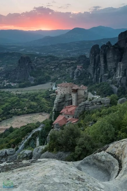 Meteora - Greece Photography
