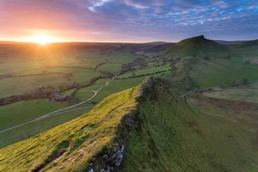 Parkhouse Hill Sunset - Peak District Photography Workshop