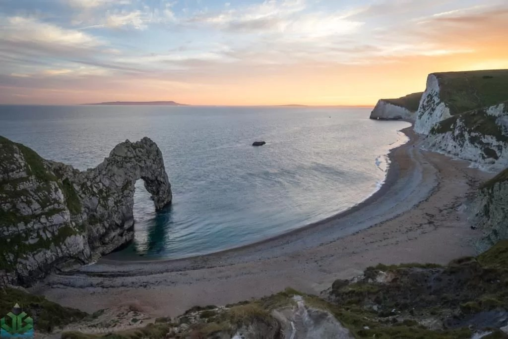Durdle Door Sunset - Dorset Photography
