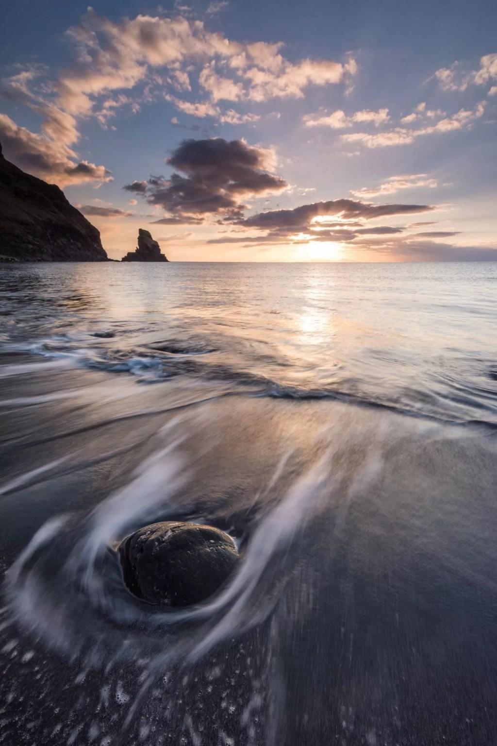 Talisker Bay Sunset - Isle of Skye Photography Workshop