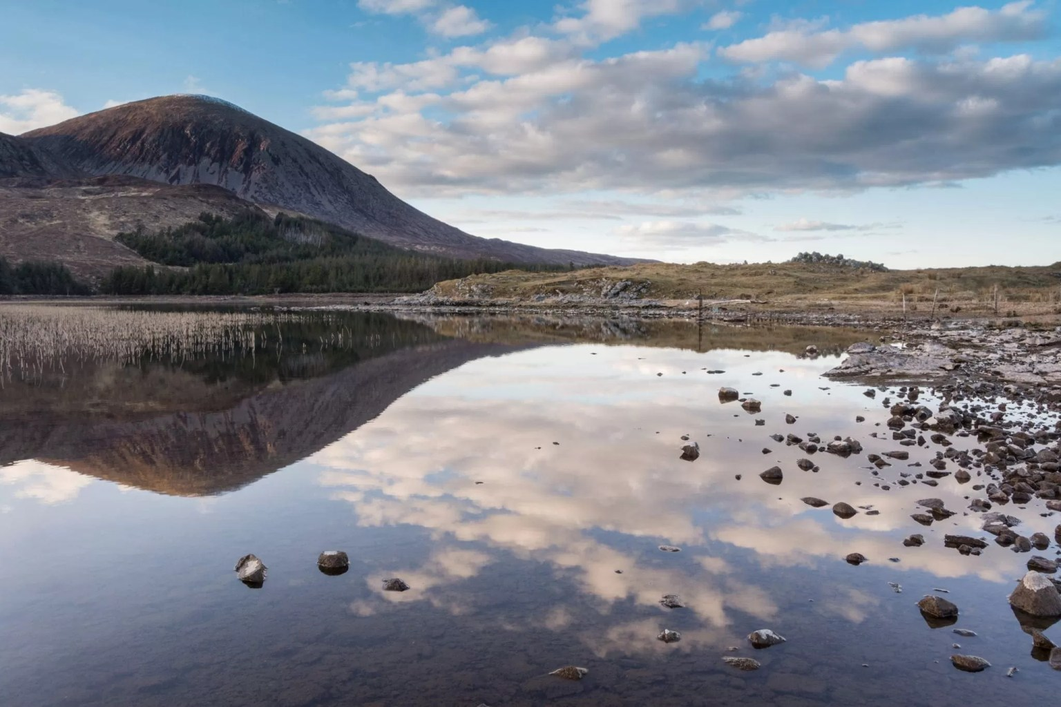Loch Cill Chriosd Reflections - Isle of Skye Photography Workshop