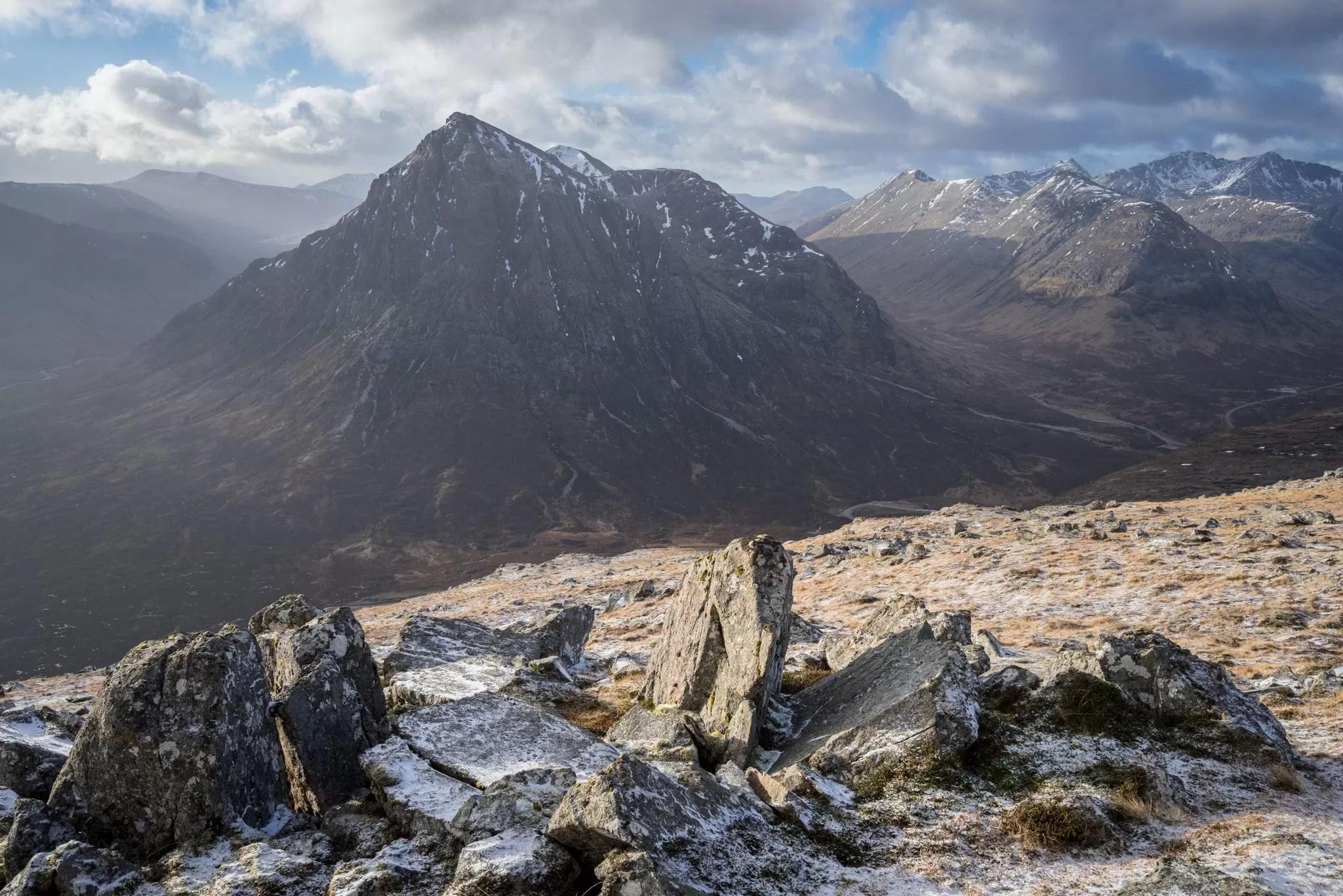 Beinn A'Chrulaiste  - Scotland Photography Workshops