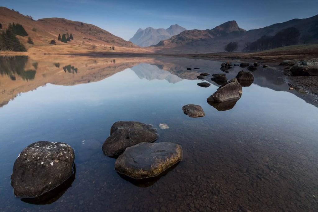 Blea Tarn Sunrise - Lake District Photography Workshops