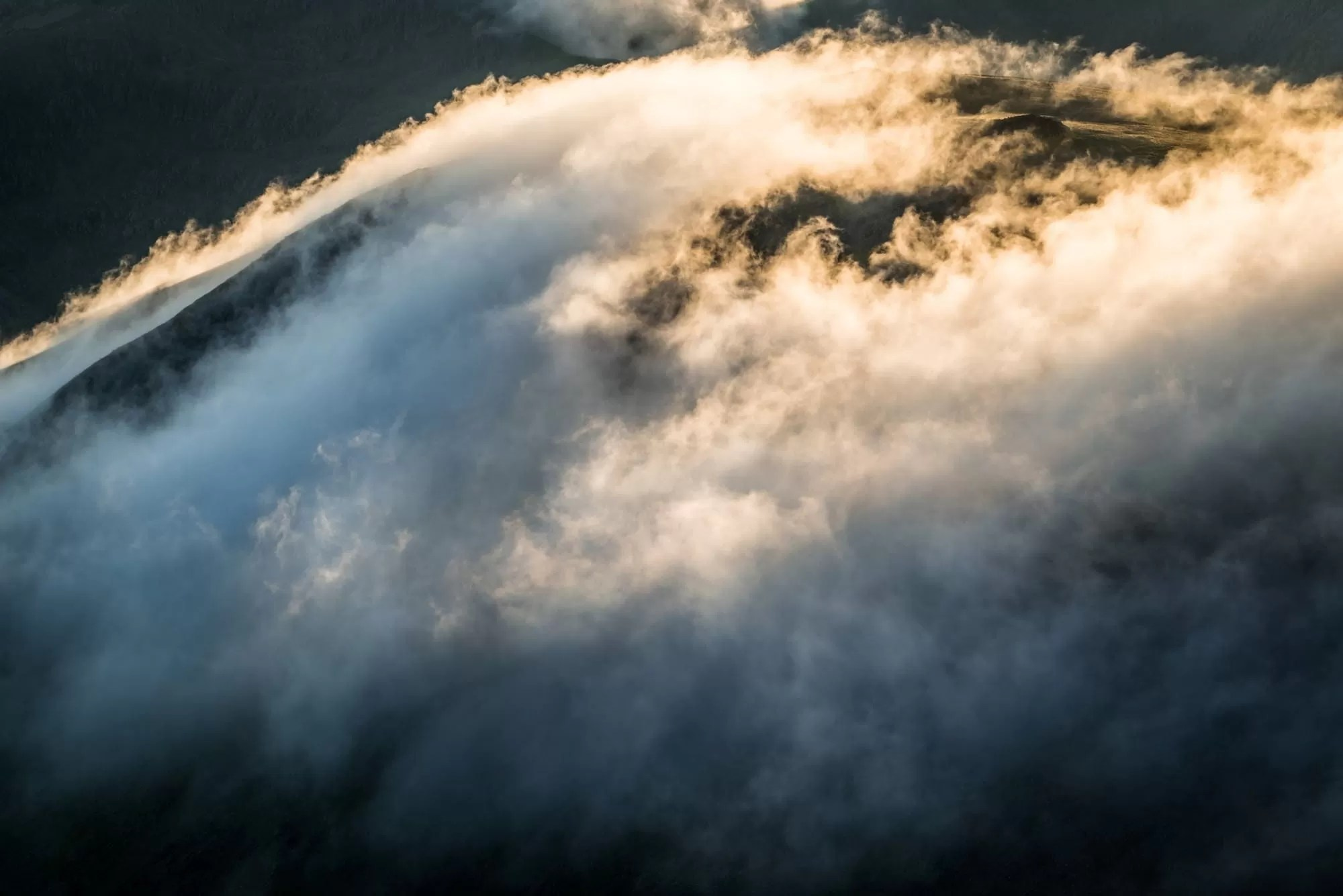 Kirk Fell Clouds - Lake District Photography Workshops