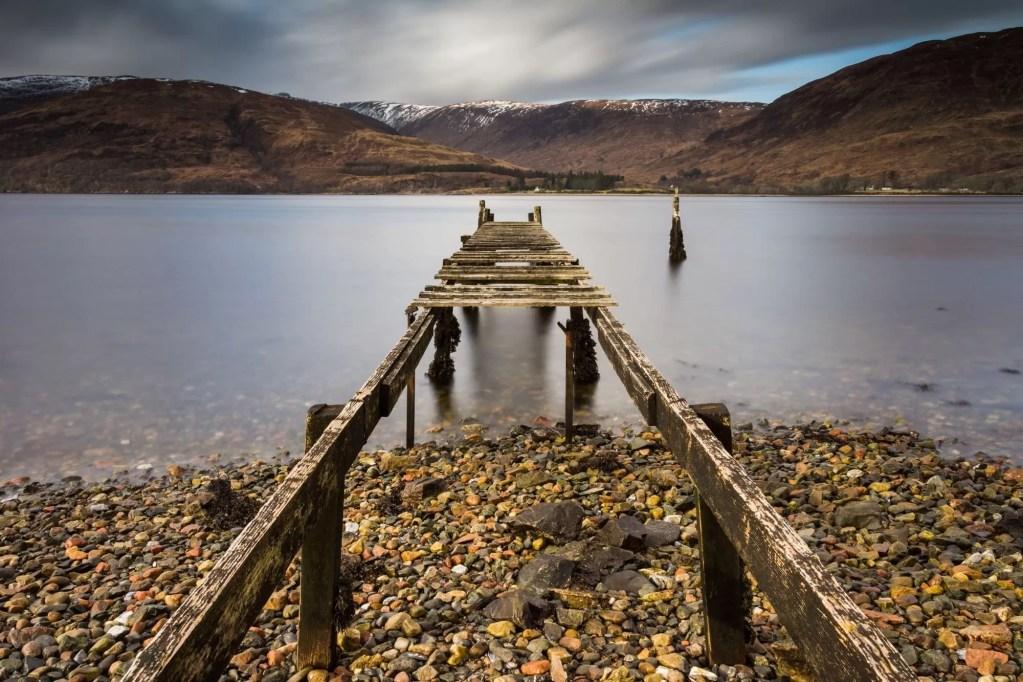 Loch Linnhe - Scotland Photography Workshops