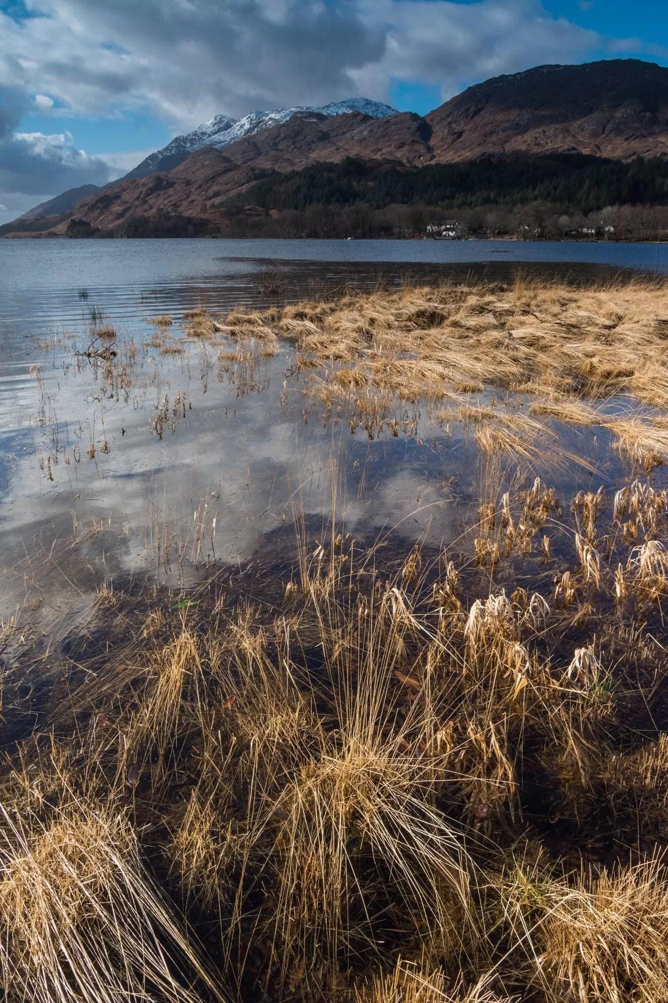 Loch Sheil - Glenfinnan - Scotland Photography Workshops