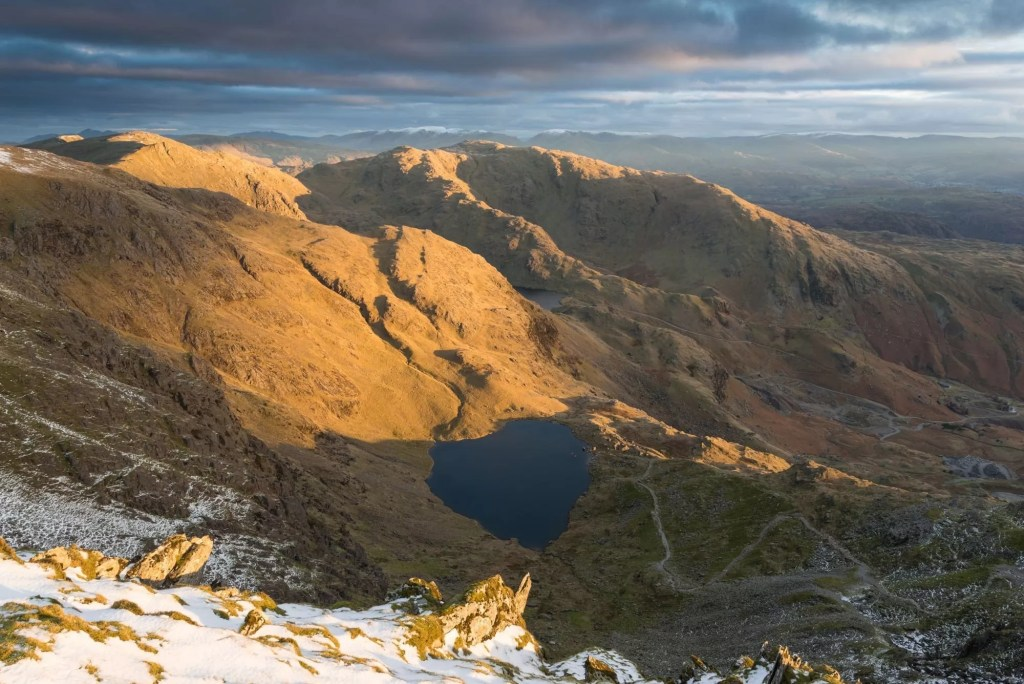 Old Man of Coniston - Wild Camping Photography Workshop