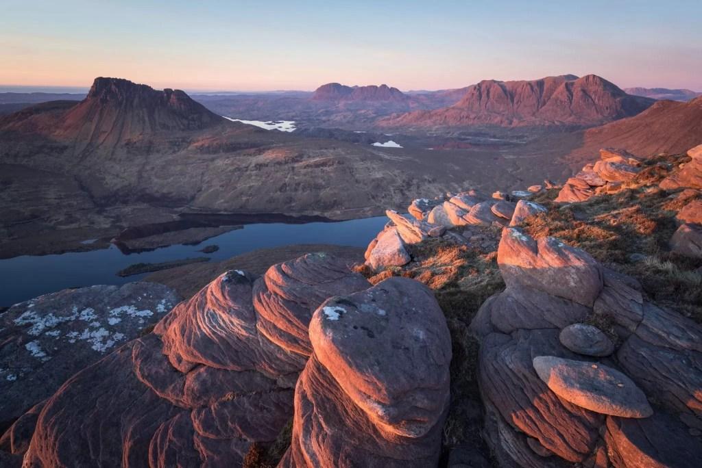 Sgorr Tuath Sunset - Scotland Photography Workshops