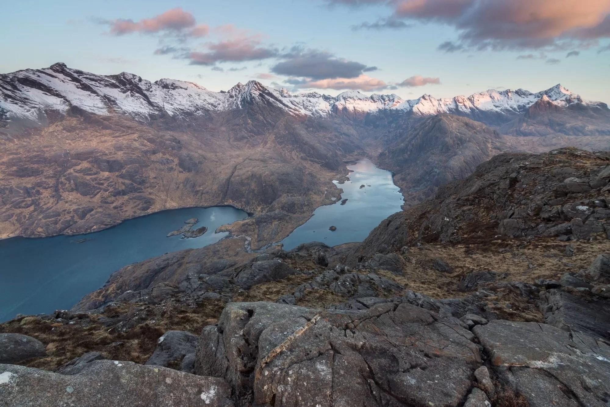 Sgurr Na Stri Sunrise - Scotland Photography Workshops