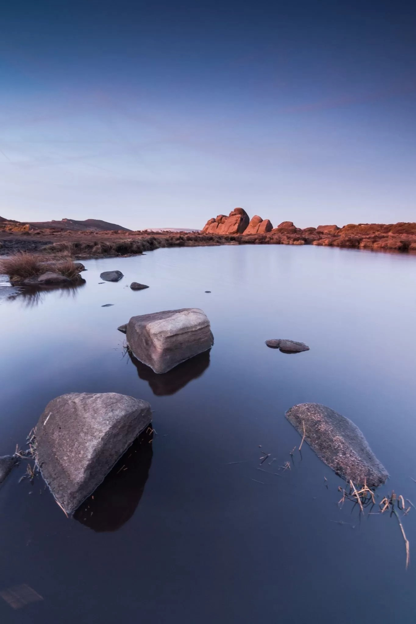 Doxey Pool -  Rugged South-West Peak District Photography Workshop