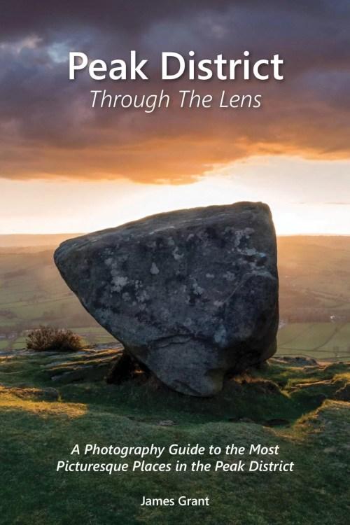 Peak District Through The Lens Book