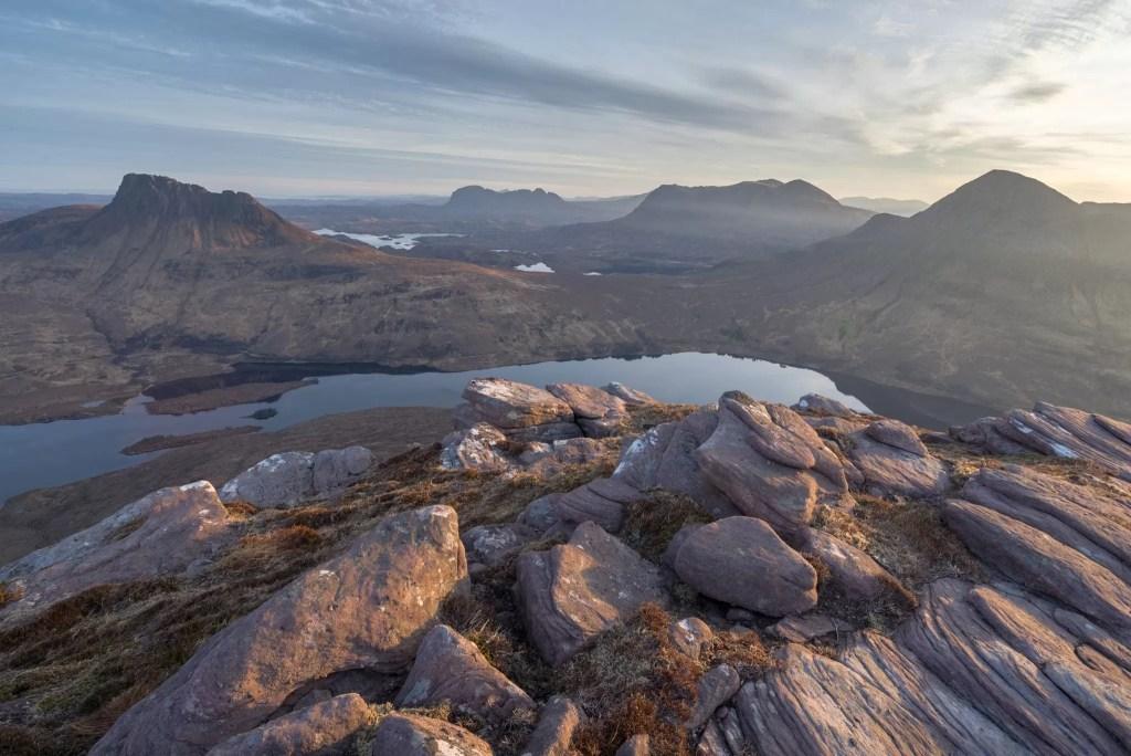 Sgorr Tuath Simmit Sunrise - Scotland Photography Workshops