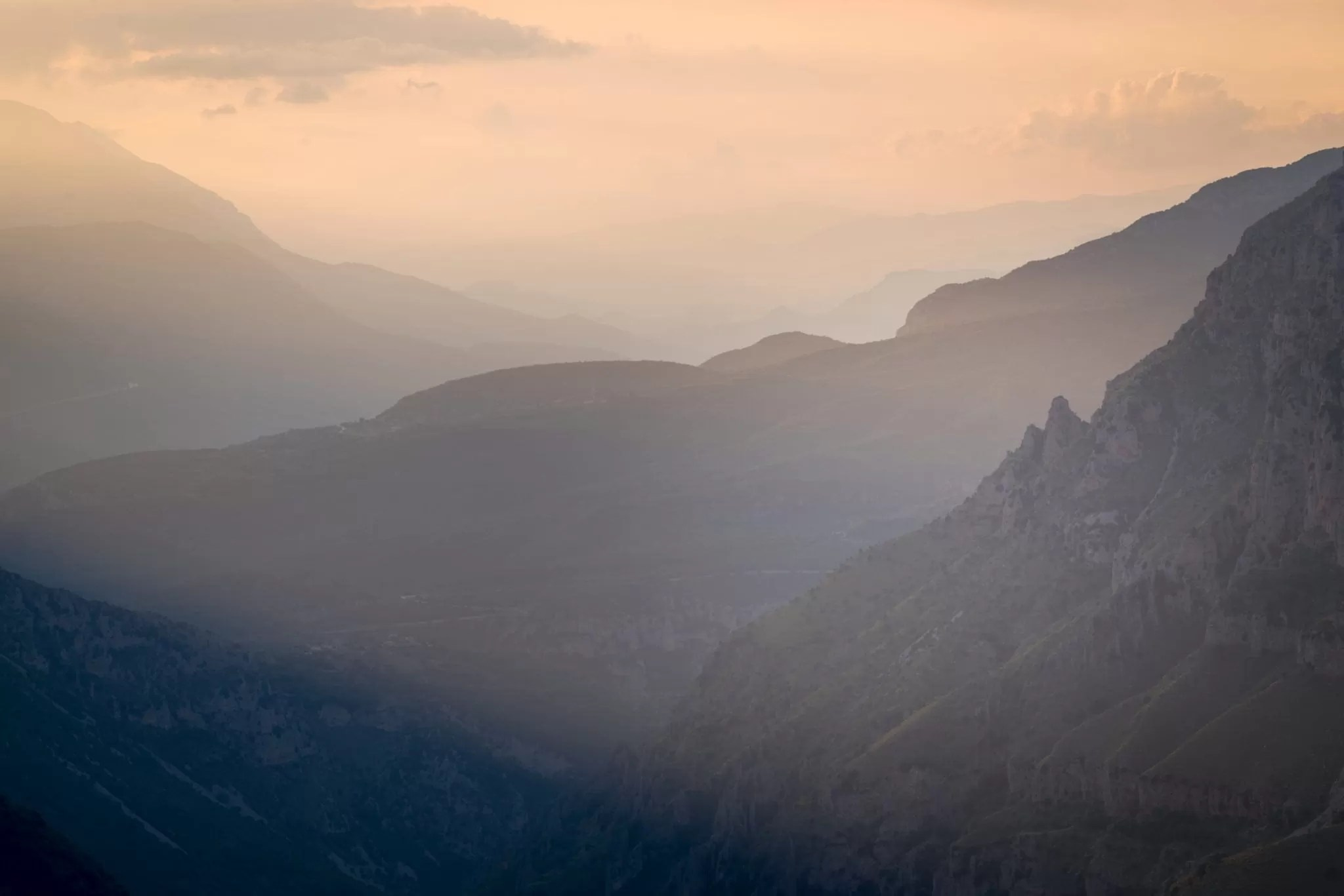 Vikos Gorge Mountains - Greece Zagoria Photography Workshop
