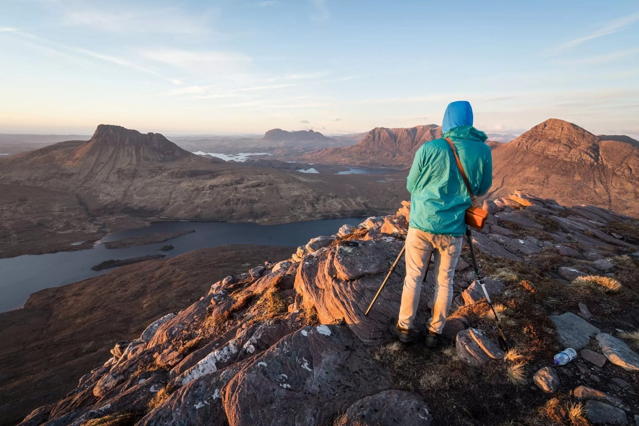 Sgorr Tuath Photography Workshop - Wild Camping Photography Workshops