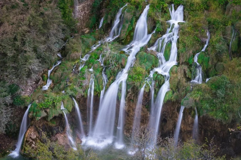 Sastavci Falls - Plitvice Lakes - Croatia Photography