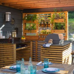 Out Door Kitchen Hansgrohe Axor Starck Faucet How To Build Your Outdoor Blog James Hardie The Of Dreams
