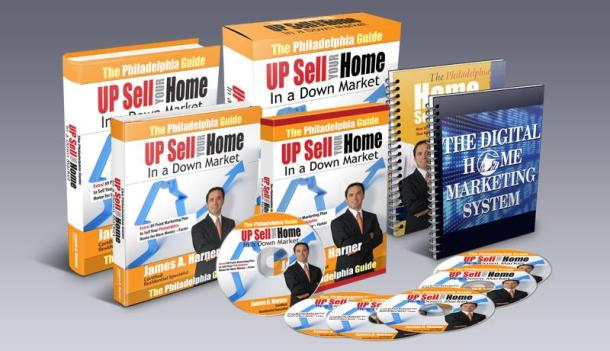 JHG Books - Upsell Your Home in Down Market