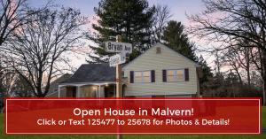 Malvern Open House