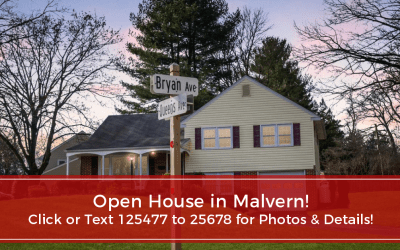Malvern Home For Sale | The Lovely Bones Home