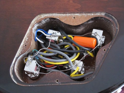 small resolution of joe barden tele pickup wiring diagram ovation pickup