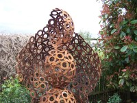 Digital Soul - Metal Sculpture and Design by James Jones