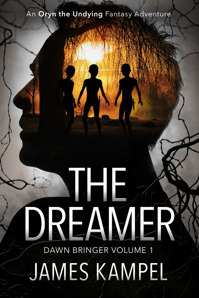 Book Cover: The Dreamer