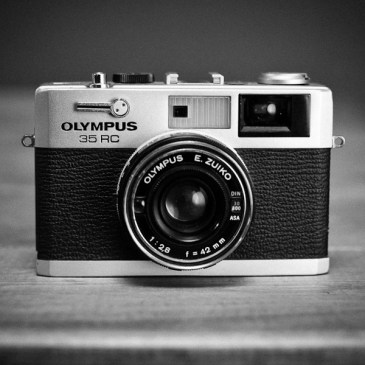 Olympus 35RC – Fuji Neopan 1600 – Leeds Photographers' Get Together