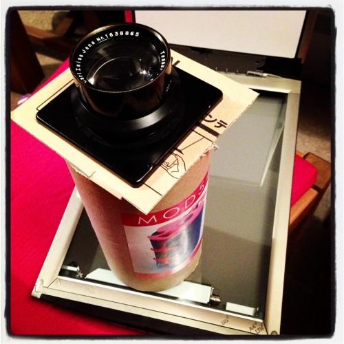 Scanner Camera