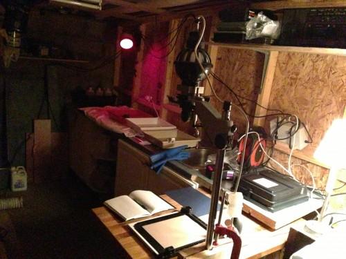 Darkroom Progress