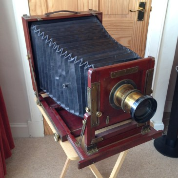 Marion & Co. Ltd 12×10 View Camera