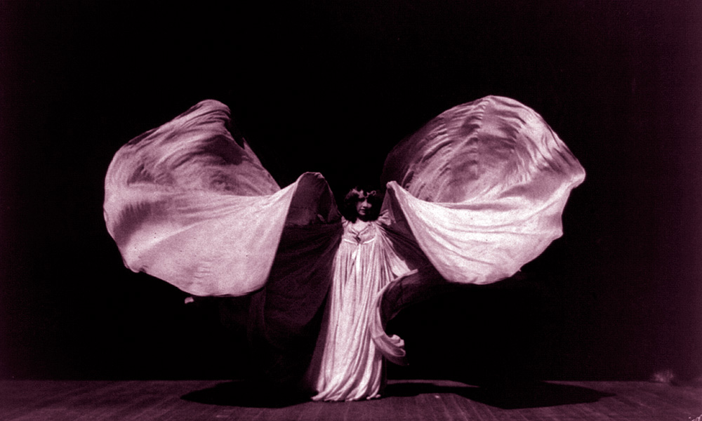 Loie Fuller Taught Me Some Moves