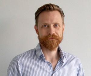 James Millington photo - proofreader and copywriter