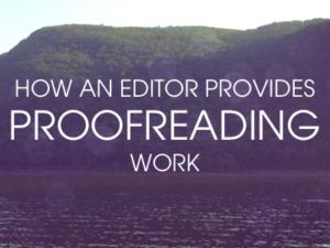 how an editor