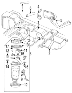 Duramax Fuel Line Diagram. Wiring. Wiring Diagram Images