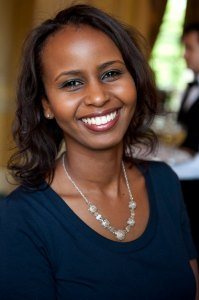 Nadifa Mohamed set to thrill them Nairobi folks.