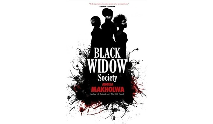 Black widow society Angela Makholwa