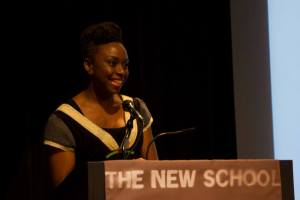Chimamanda wins yet another award.