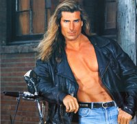 Fabio: the beefcake who romance novels enriched