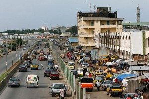 All roads lead to Conakry