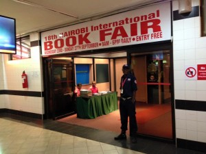 Book Fair gate