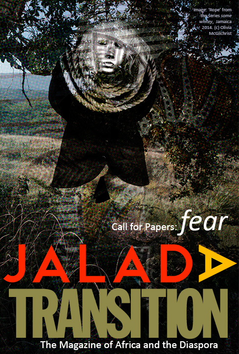 Transition/Jalada Call for Papers: Fear