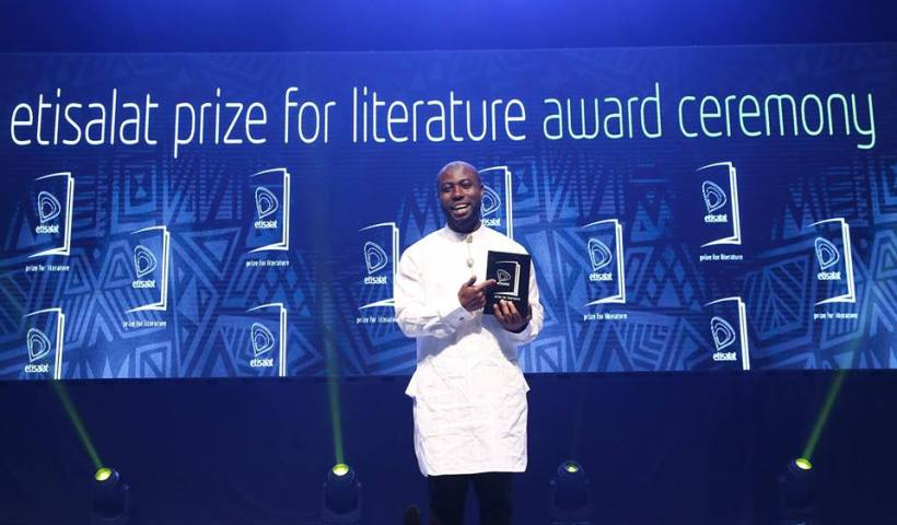 Jowhor Ile etisalat Prize for Literature 2016 winner
