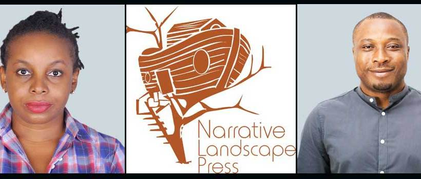 Narrative Landscape Press's Anwuli Ojogwu and Eghosa Imasuen