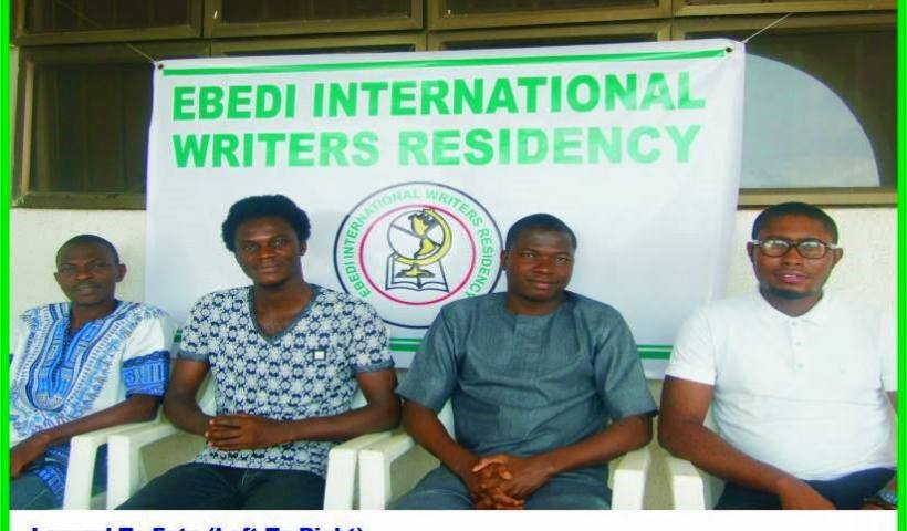 Ebedi Writers Residents February 2018