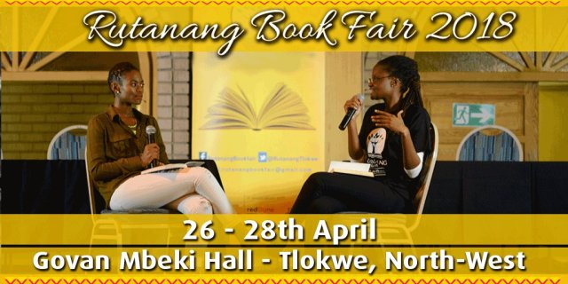 Rutanang Book Fair 2018